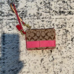 Coach Wallet/Wristlet (Matching Bag listed)